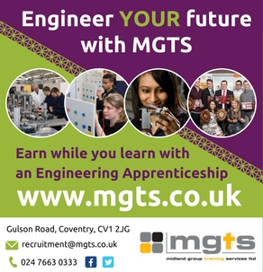 thumbnail_MGTS Coventry Engineering Apprenticeships