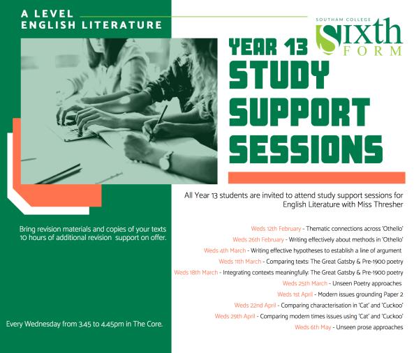 study support v2